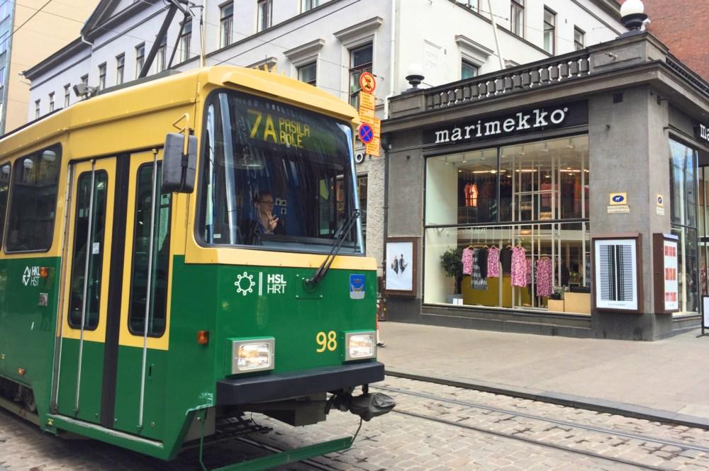 getaway Helsinki
