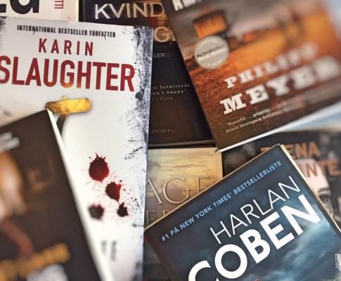 7 bøger til ferien