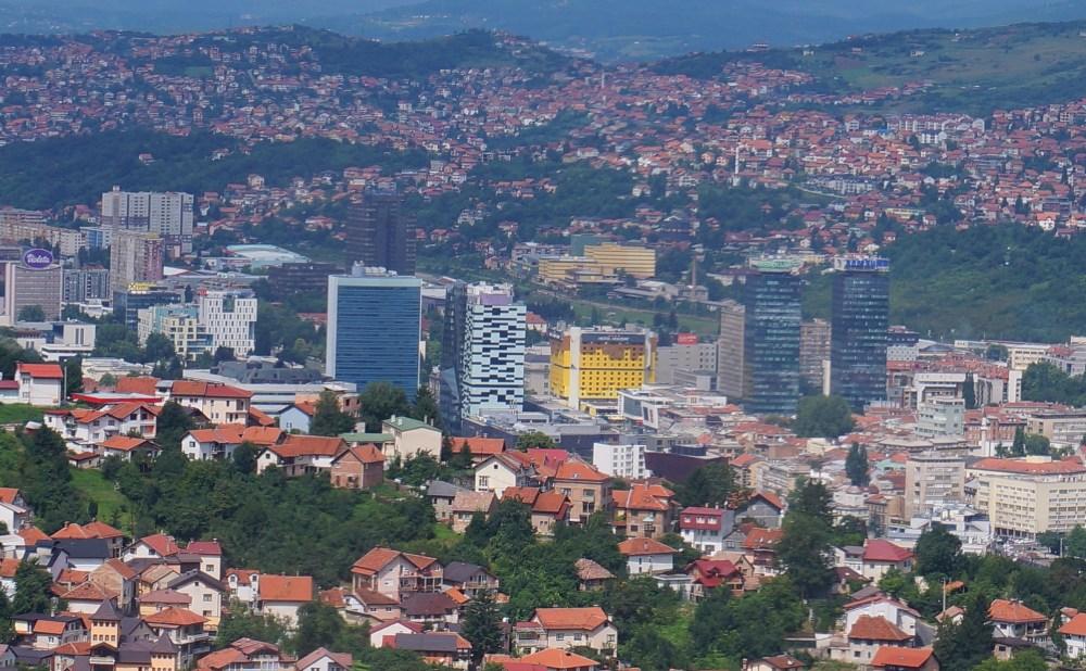 getaway Sarajevo