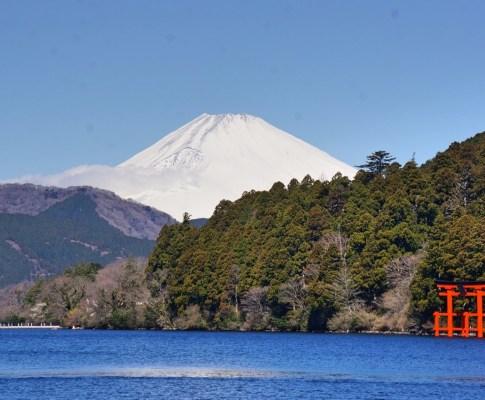 Getaway til Hakone, Japan