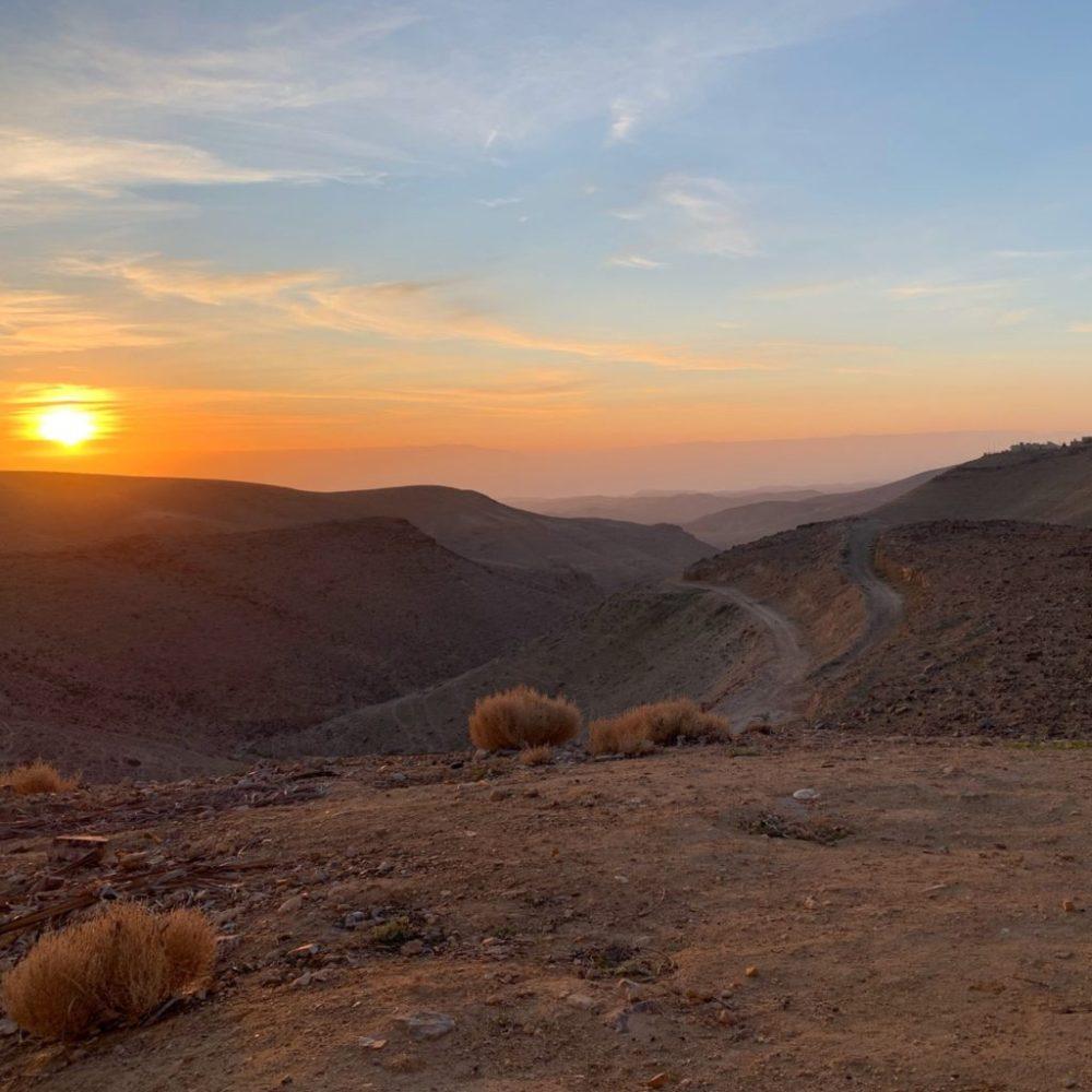 negev-ørkenen det døde hav