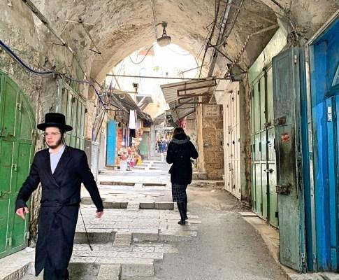 Getaway til Jerusalem