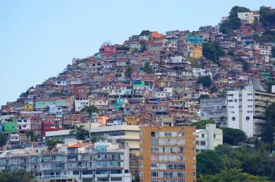 Vidigal favelaen