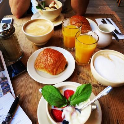 Breakfast, Le Pain Quotidien, SoHo