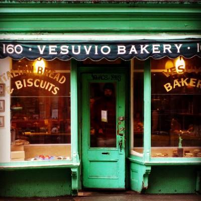 Vesuvio Bakery, SoHo