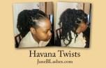 Havana Twists