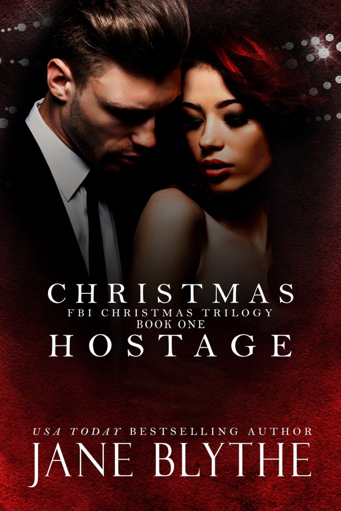 Book Cover: Christmas Hostage