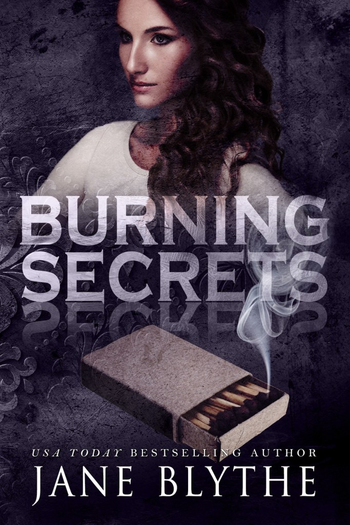 Book Cover: Burning Secrets