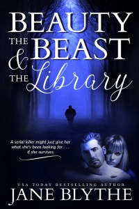 Book Cover: Beauty, the Beast, and the Library