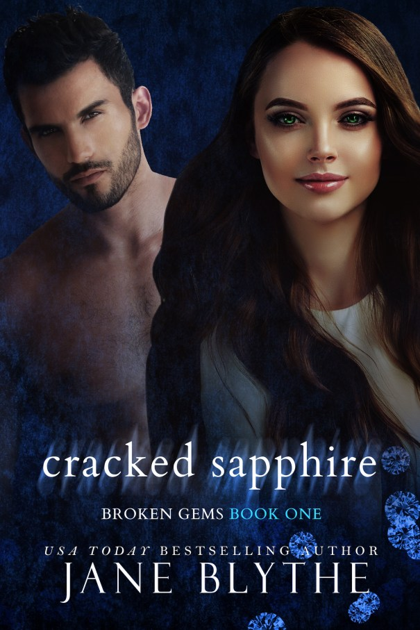 Book Cover: Cracked Sapphire