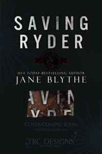 Book Cover: Saving Ryder