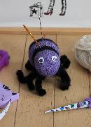 Spider Pin Cushion
