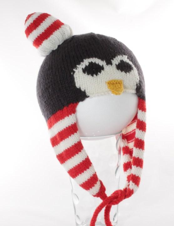 Beenie Hat Penguin