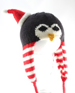 Santa Hat Penguin