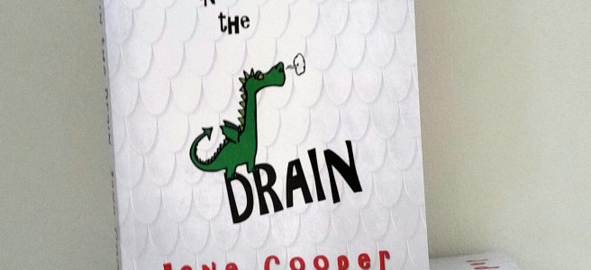 THE DRAGON IN THE DRAIN paperbacks