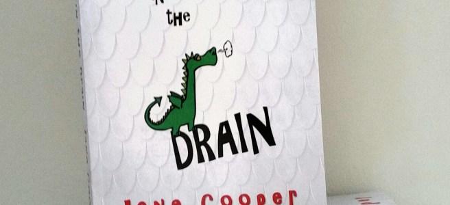 THE DRAGON IN THE DRAIN paperbacks