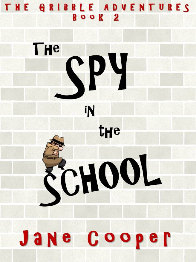 The Spy in the School book cover