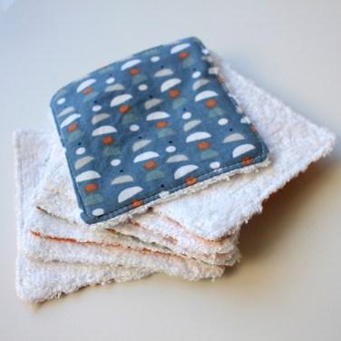 Patron lingettes démaquillantes lavables (7)