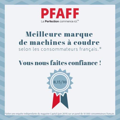 PFAFF MACHINE A COUDRE