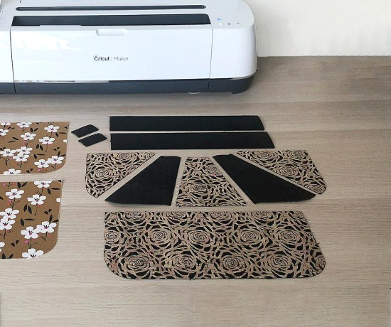 decoupe patrons couture cricut maker