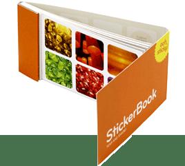 Moo Sticker Book