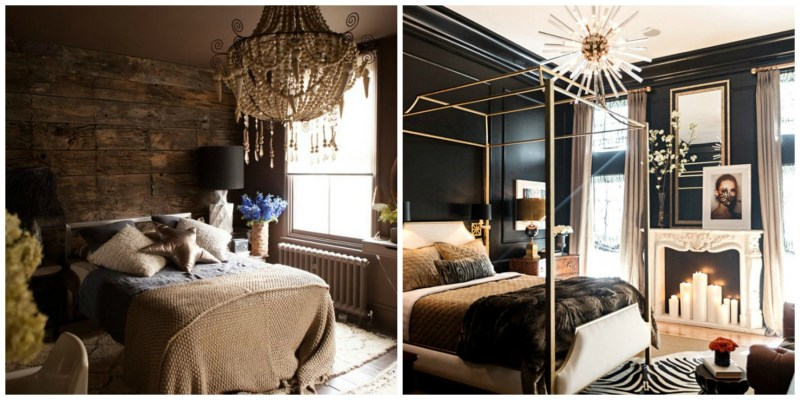 layered bedroom lighting design