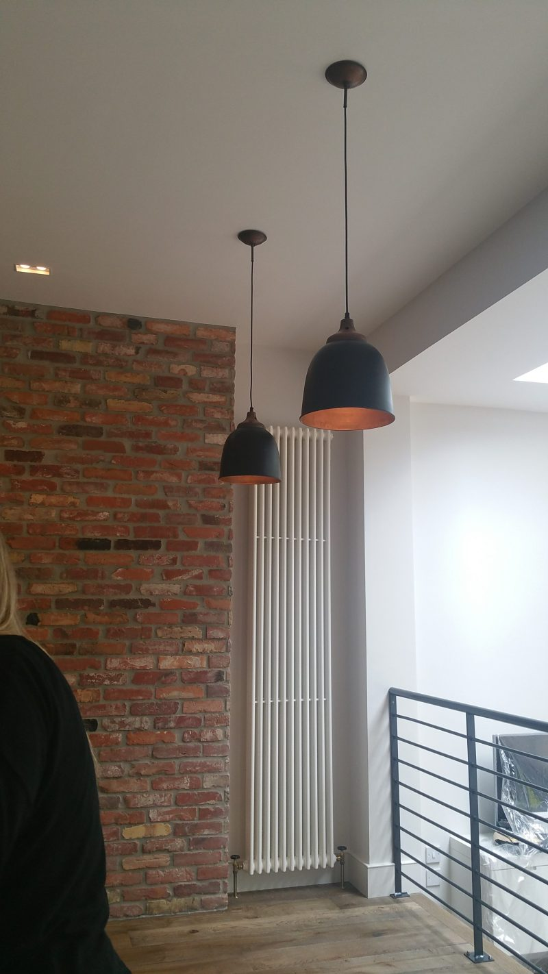 jane fitch interiors brick slips fake brick wall
