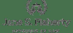 jane flaherty lawyer logo