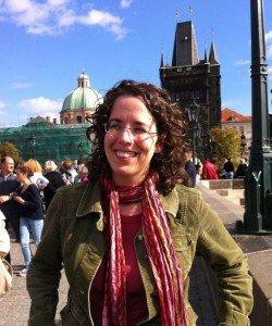 Jane Friedman (Prague, 2012)