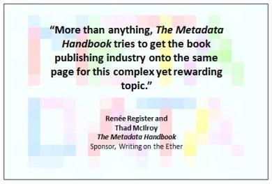 19 September 2013 Metadata Handbook excerpt 2