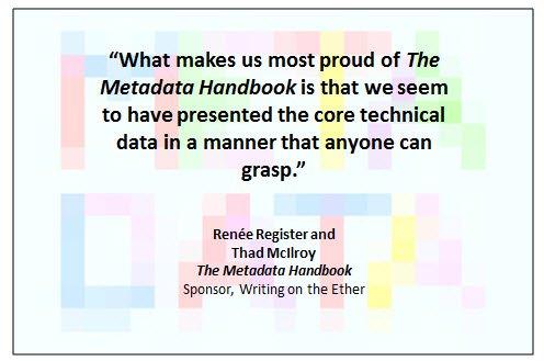 19 September 2013 Metadata Handbook excerpt 3