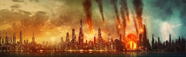 Apocalypse Triptych artwork by Julian Faylona