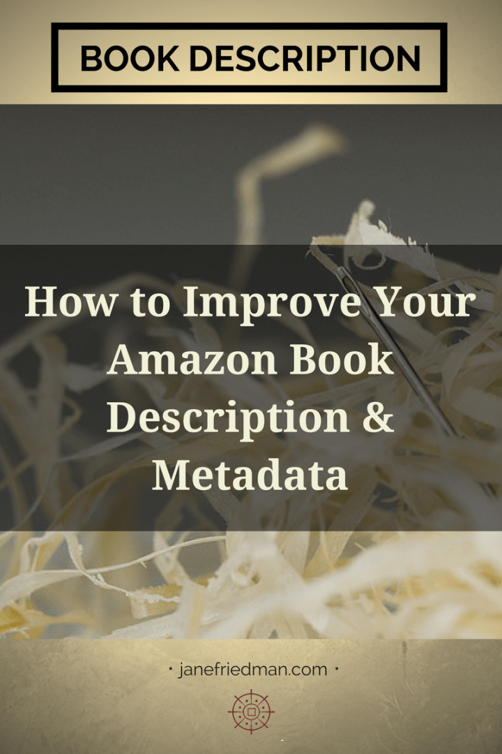 Penny Sansevieri (https://twitter.com/Bookgal) writes about 5 things to keep in mind in order to improve your sales on Amazon. This post is adapted from her book How to Sell Books by the Truckload on Amazon.