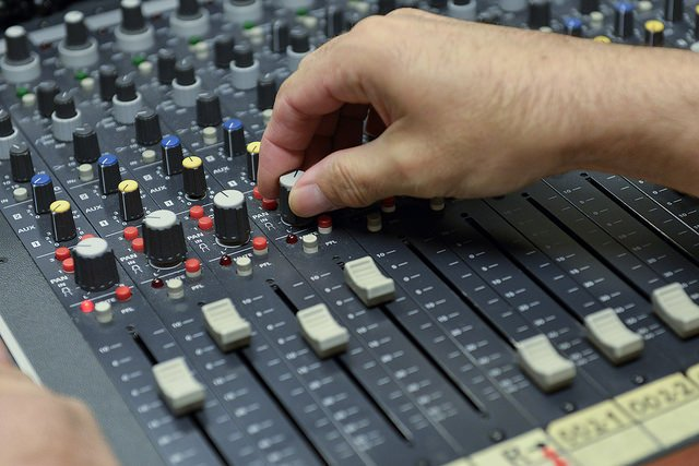 Audio soundboard