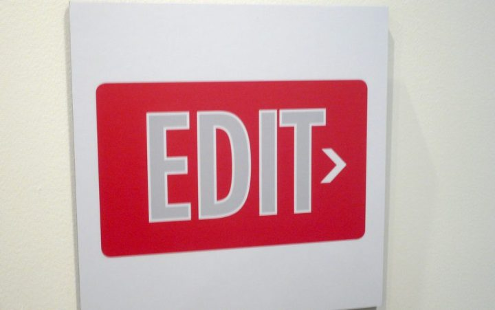 hiring a pro editor