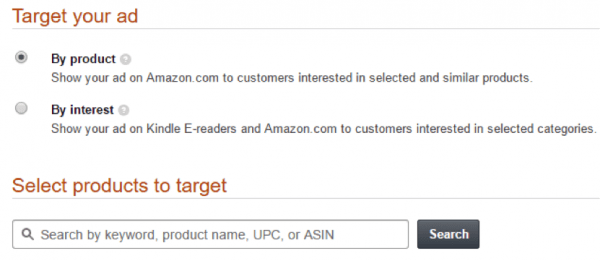 Using amazon kdp ads to sell your ebook on amazon jane friedman product display ads fandeluxe Choice Image