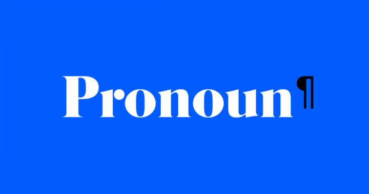 Pronoun ebook distribution