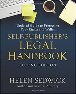 self publishers legal handbook