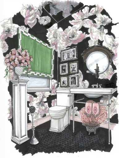 Southern Style Now Showhouse, New Orleans - Denise McGaha Interiors