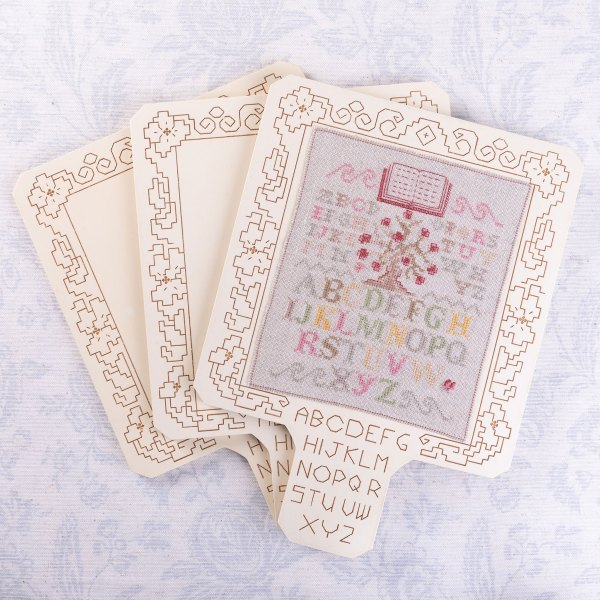 Faux Ivory Horn Book