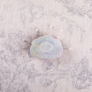 Mother Of Pearl Pincushion