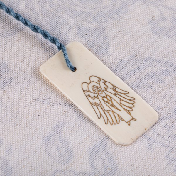 Stitchers Angel Charm