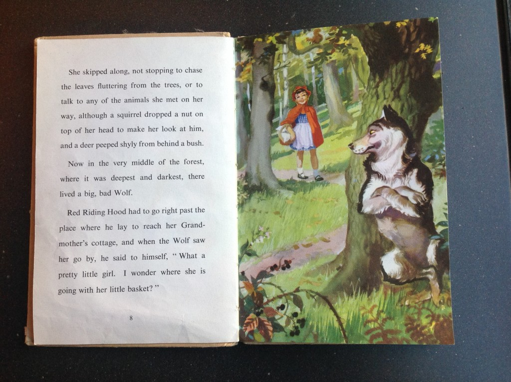 Little Red Riding Hood, Ladybird Books