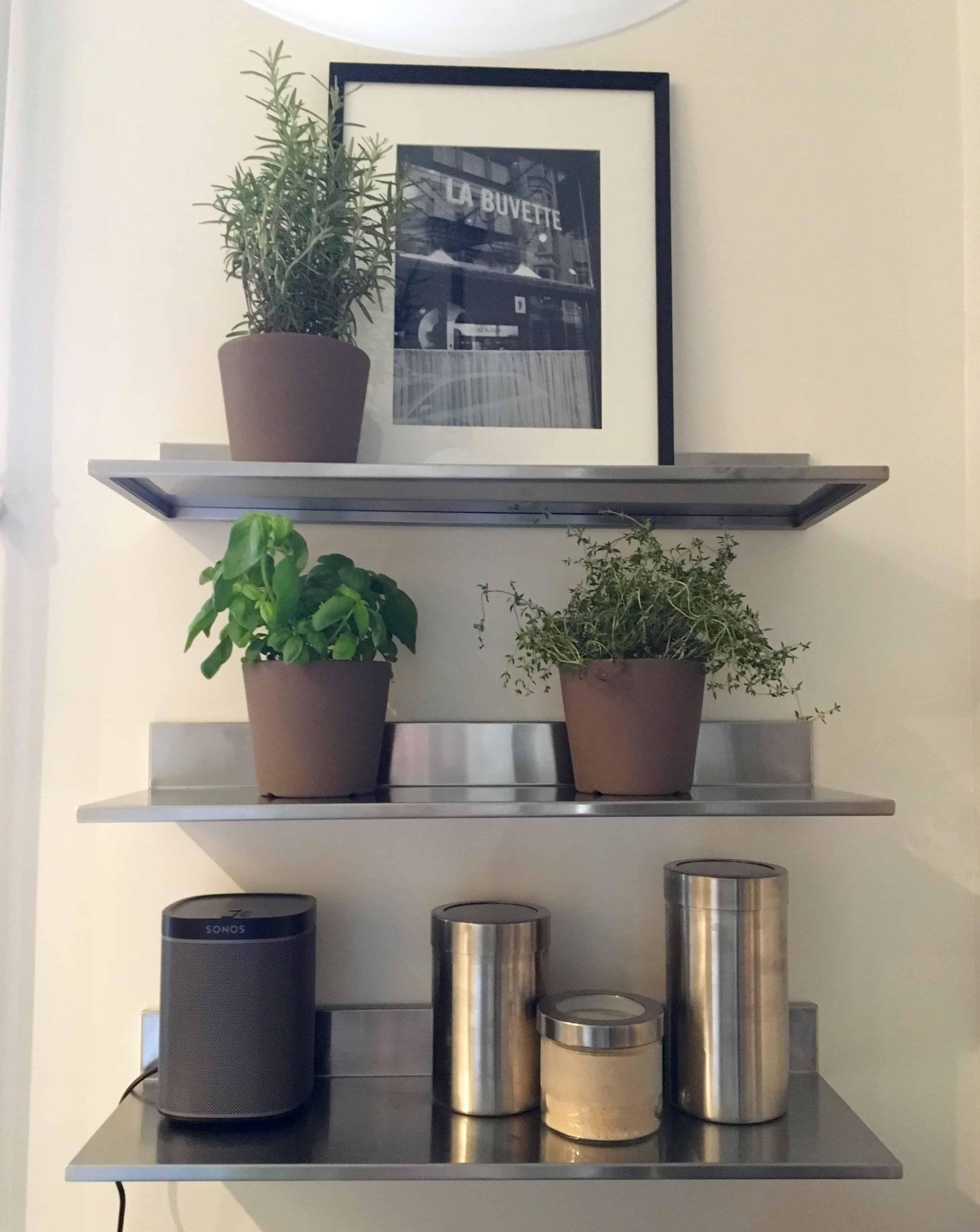 Indoor herb garden ideas Jane Hogan Designs