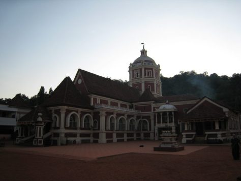 Shantadurga Tempel