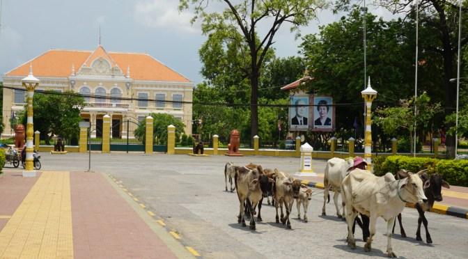Battambang – Die Stadterkundung