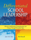 Book cover for Differentiated School Leadership