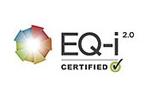 Icon indicating certification to administer and interpret the EQ-i 2.0 test