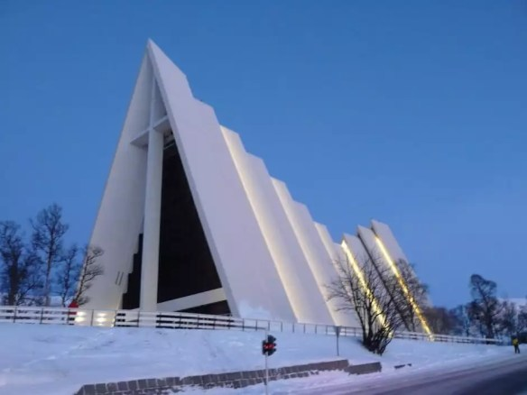 015 - Arctic Cathedral