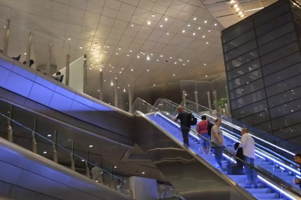 04 - Hamad International Airport